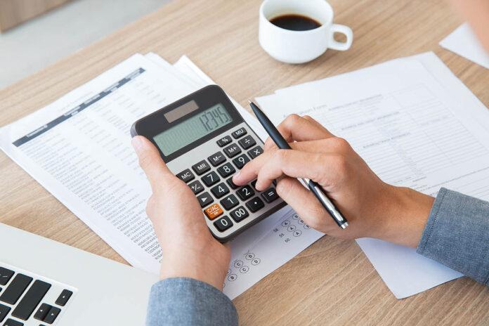 Calculando impuestos